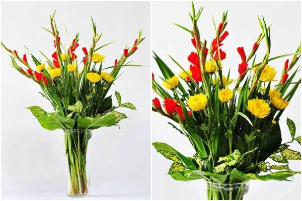 Cách Cắm Hoa Cúc Đại Đóa Đẹp Nhất
